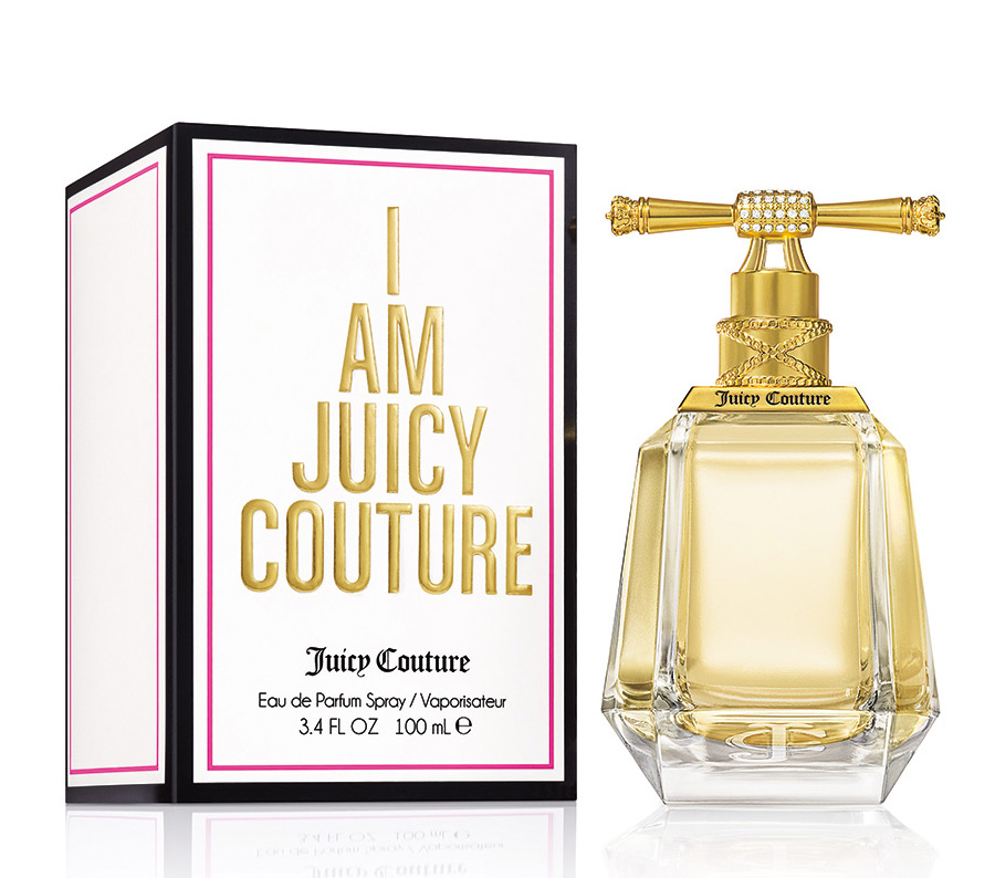 JUICY COUTURE I AM JUICY COUTURE EDP 100 ML VAPO