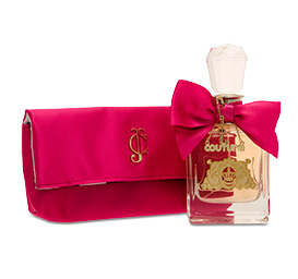 JUICY COUTURE VIVA LA JUICY EDP 100 ML + NECESER SET REGALO