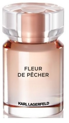 KARL LAGERFELD FLEUR DE PECHER EDP SPRAY 50 ML