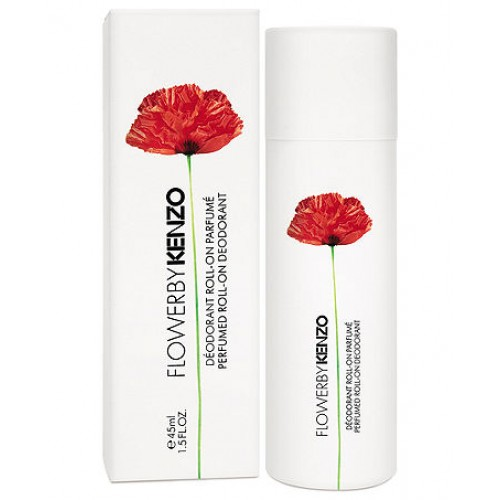 KENZO FLOWER DEO ROLL-ON 45 ML