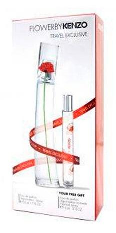 kenzo flower perfume set
