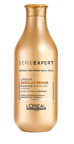 L\'OREAL SERIE EXPERT ABSOLUT REPAIR LIPIDIUM SHAMPOO 300 ML