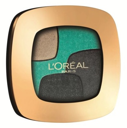 L\'ORÉAL QUAD COLOR RICHE BAIE DEMERANDES P3