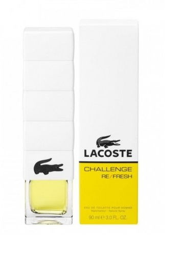 LACOSTE CHALLENGE REFRESH EDT 90 ML