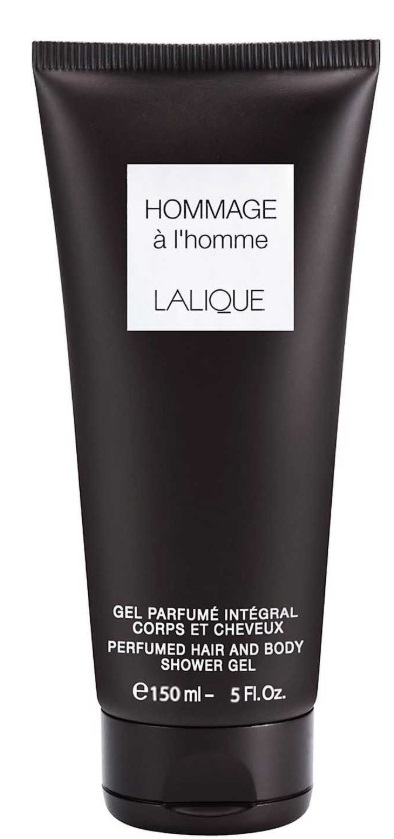 LALIQUE HOMMAGE A L´HOMME SHOWER GEL 150ML