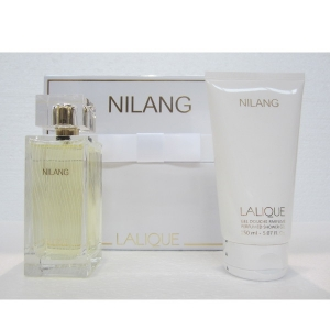 LALIQUE NILANG EDP 100 ML + GEL 150 ML SET REGALO