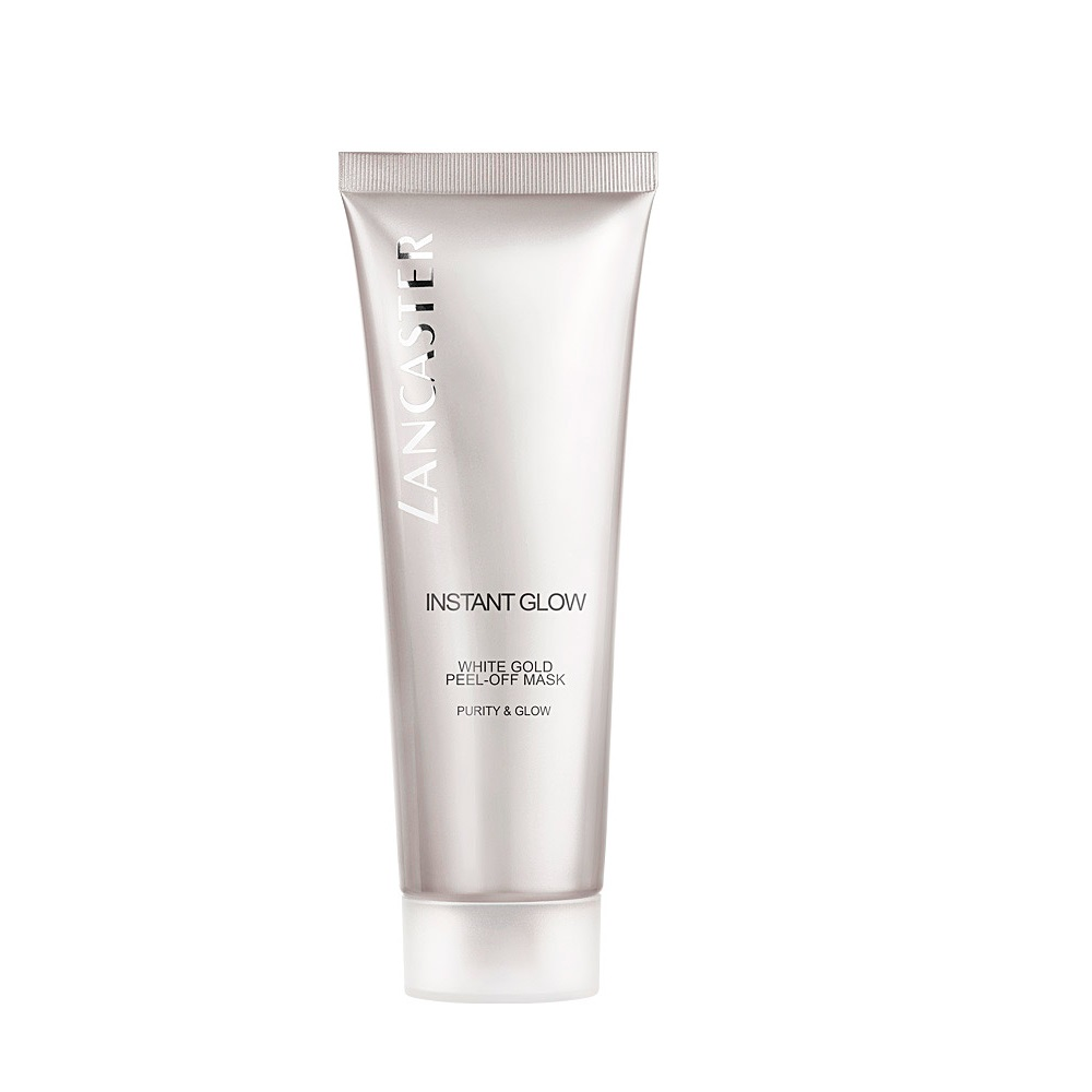 LANCASTER INSTANT GLOW WHITE GOLD PEEL-OFF MASCARILLA 75 ML
