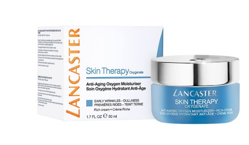 LANCASTER SKIN THERAPY OXYGENATE RICH CREAM 50 ML