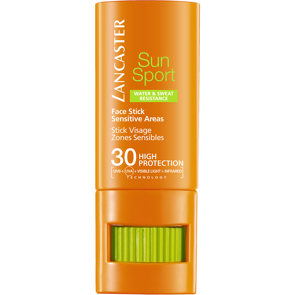 LANCASTER SUN SPORT STICK SENSITIVE AREAS SPF 30 10GR
