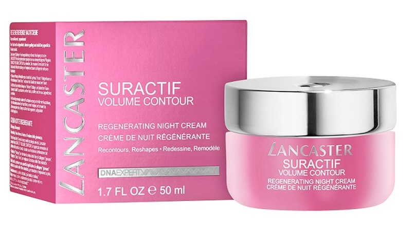 LANCASTER SURACTIF VOLUME CONTOUR NIGHT CREAM 50 ML