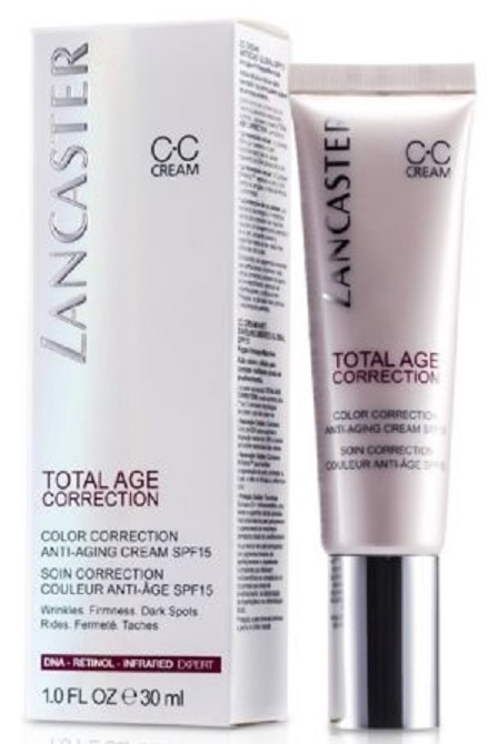 LANCASTER TOTAL AGE CORRECTION CC CREAM 30 ML
