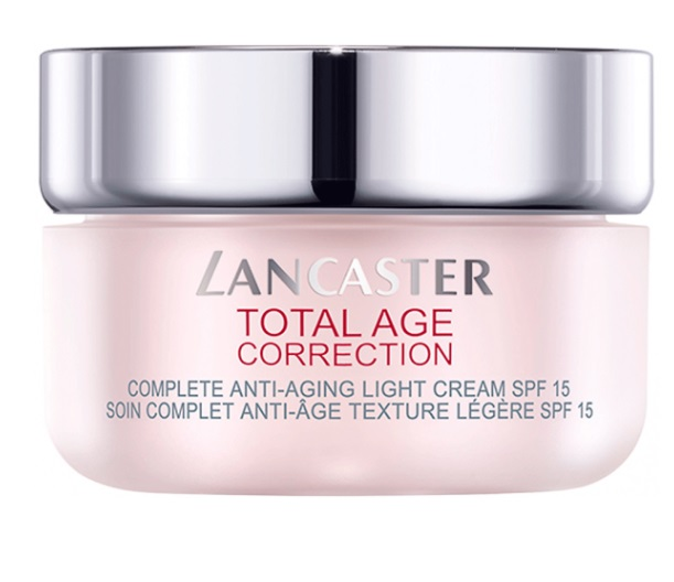 LANCASTER TOTAL AGE CORRECTION COMPLETE DAY LIGHT CREAM 50 ML