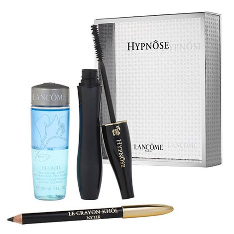 LANCOME HYPNOSE MASCARA BLACK 01  6,5 G. + BI-FACIL 30 ML + KHOL NEGRO SET