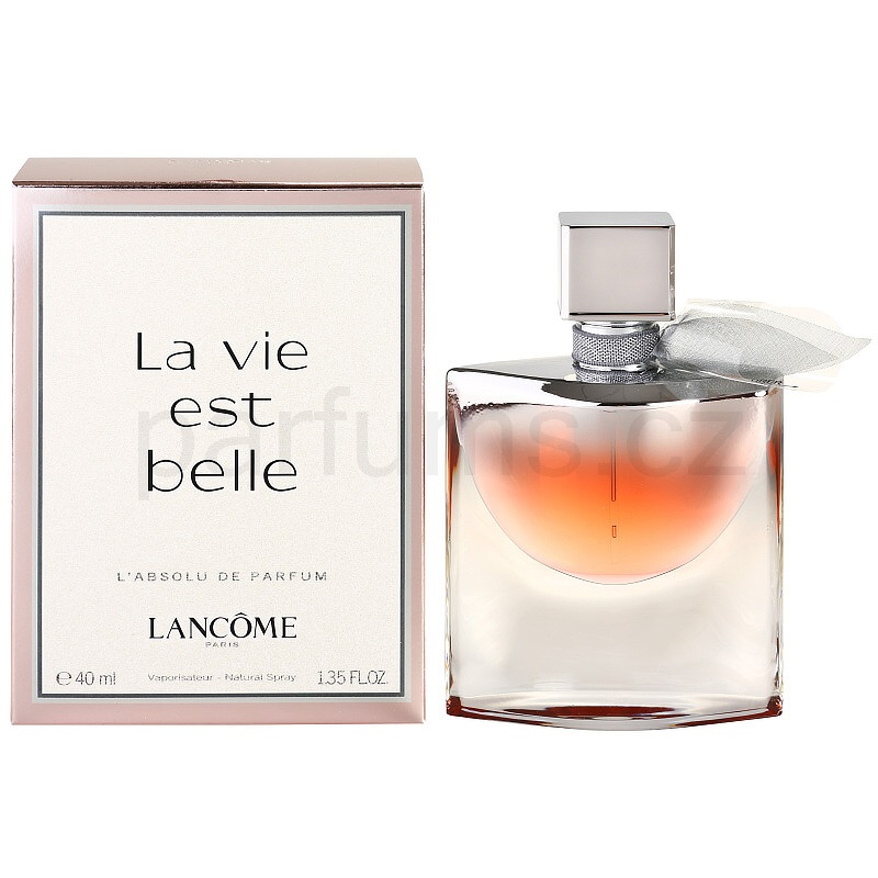 lancome la vie est belle eau de parfum 100 ml vapo. Black Bedroom Furniture Sets. Home Design Ideas