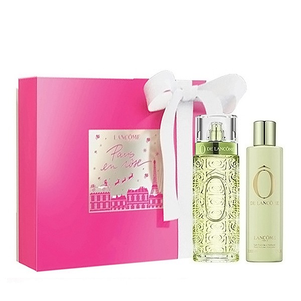 LANCOME Ô DE LANCOME EDT 125 ML VP + B/L 200 ML SET REGALO