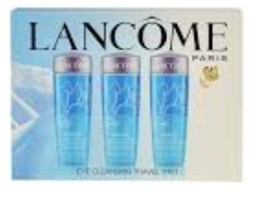 LANCOME BI-FACIL MAKE UP EYE REMOVER TRAVEL 3x30ML