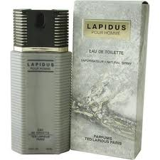 LAPIDUS POUR HOMME EDT 100 ML
