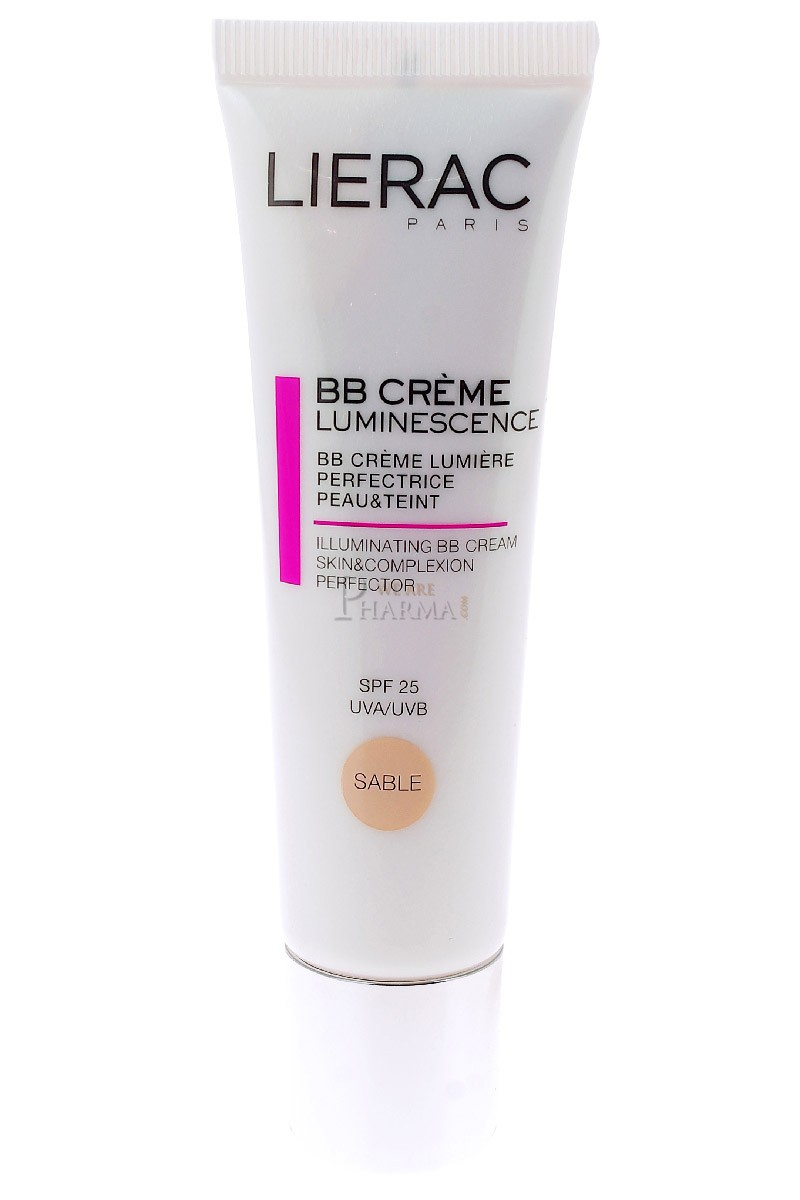 LIERAC BB CREME LUMINESCENCE SABLE 30 ML