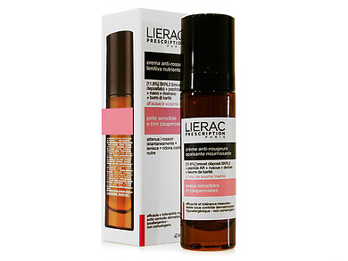 LIERAC PRESCRIPTION CREMA ANTI ROJECES CALMANTE NUTRITIVA 40 ML
