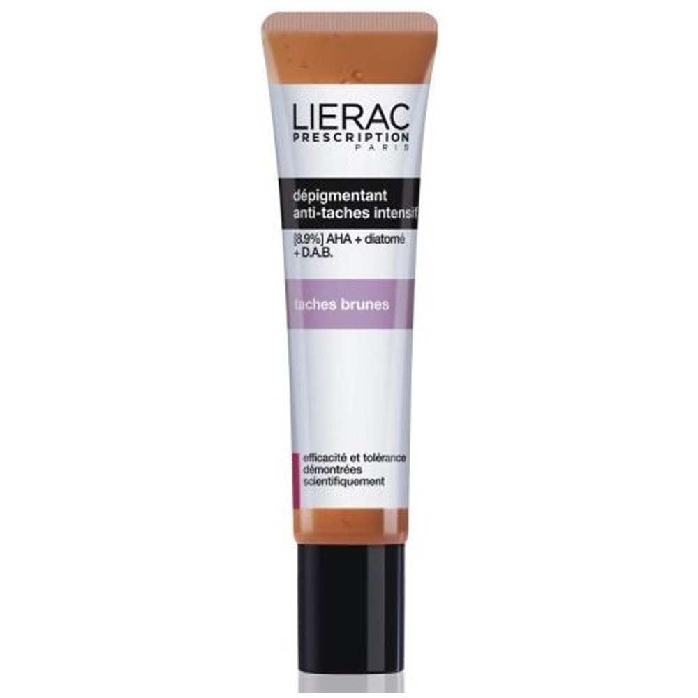 LIERAC DESPIGMENTANTE ANTI MANCHAS INTENSIVO 15 ML