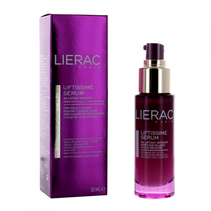 LIERAC LIFTISSIME SERUM EFECTO LIFTING INTENSIVO 30 ML