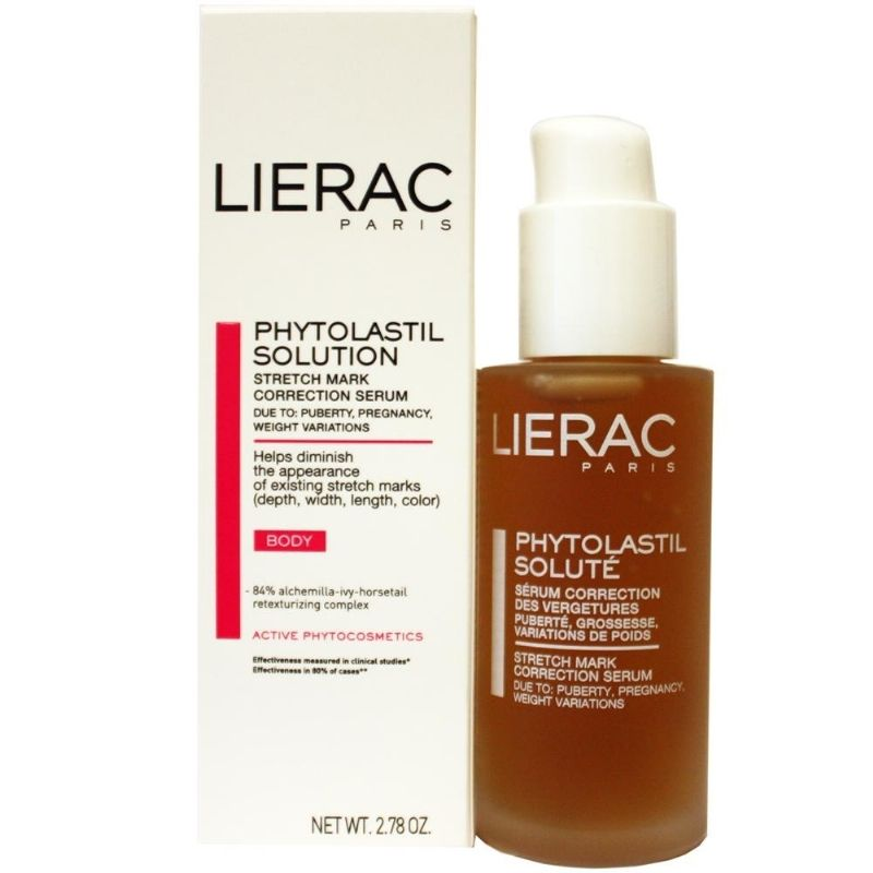 LIERAC PHYTOLASTIL SERUM INTENSIVO CONCENTRADO ANTIESTRIAS 75 ML