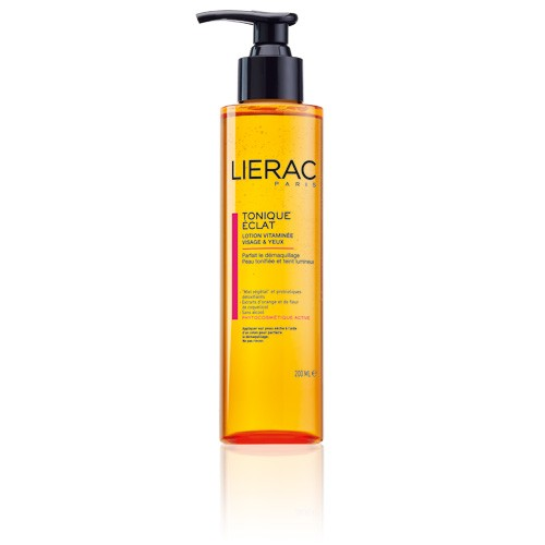 LIERAC TONICO SUAVE VITAMINADO 400 ML