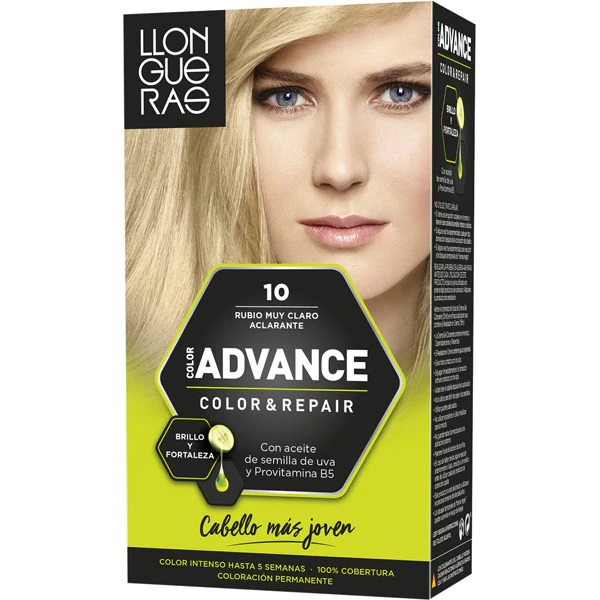 LLONGUERAS COLOR ADVANCE TINTE 11 RUBIO NATURAL EXTRA CLARO