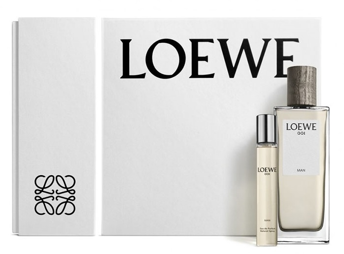 LOEWE 001 MAN EDP 100 ML + EDP 15 ML SET REGALO