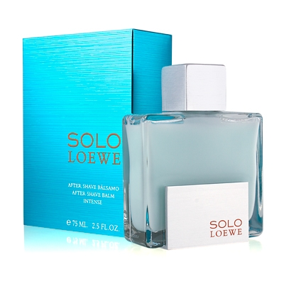 LOEWE SOLO LOEWE INTENSE AFTER SHAVE BALM 75 ML