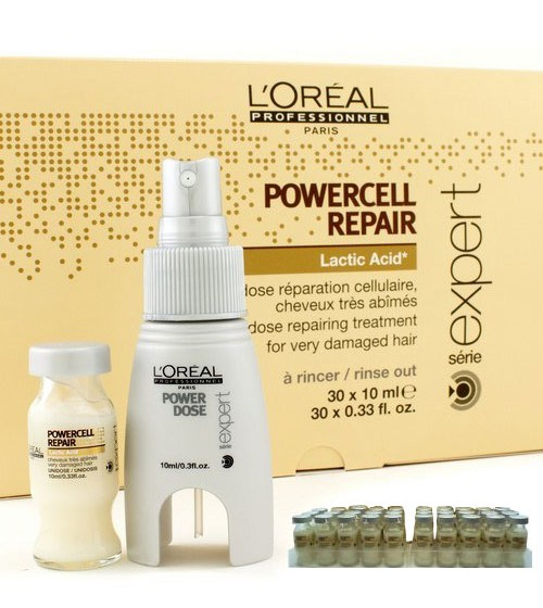 L´OREAL ABSOLUT REPAIR LIPIDIUM POWERDOSE 30 X 10 ML