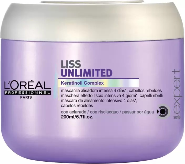 L\'OREAL LISS UNLIMITED MASK 200 ML