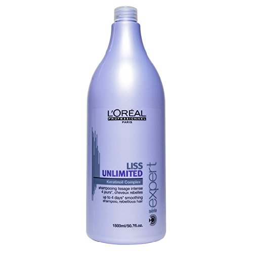 L\'OREAL LISS UNLIMITED SHAMPOO 1500 ML