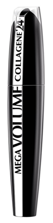 L\'OREAL MASCARA MEGA VOLUME COLLAGEN EXTRA BLACK 9 ML