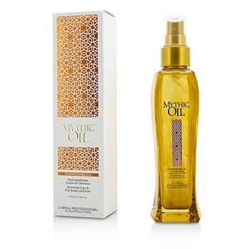 L´OREAL MYTHIC OIL SHIMMERING OIL ACEITE SUBLIME PARA PIEL Y CABELLO 100 ML
