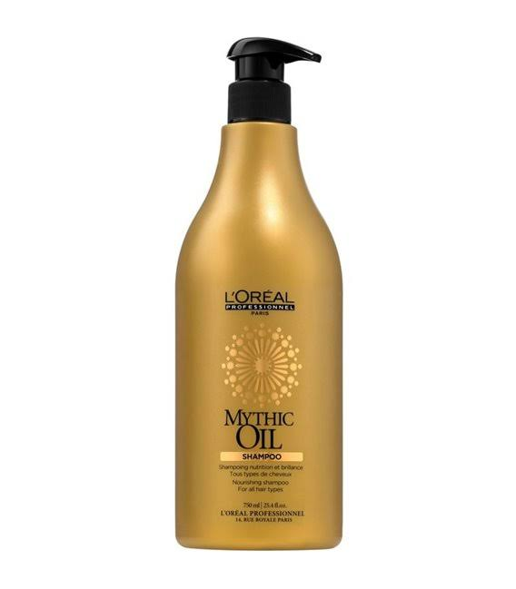 L´OREAL MYTHIC OIL CHAMPU 750 ML