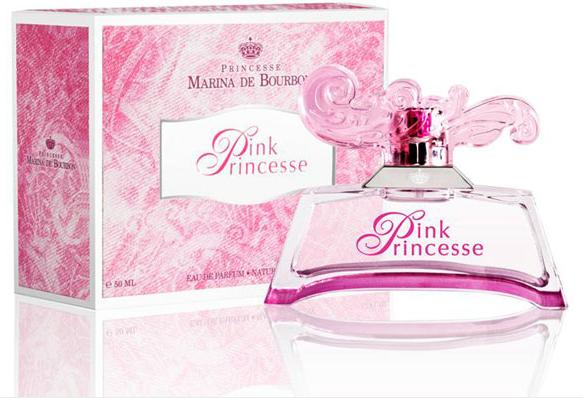 MARINA DE BOURBON PINK PRINCESSE EDP 100 ML VP.
