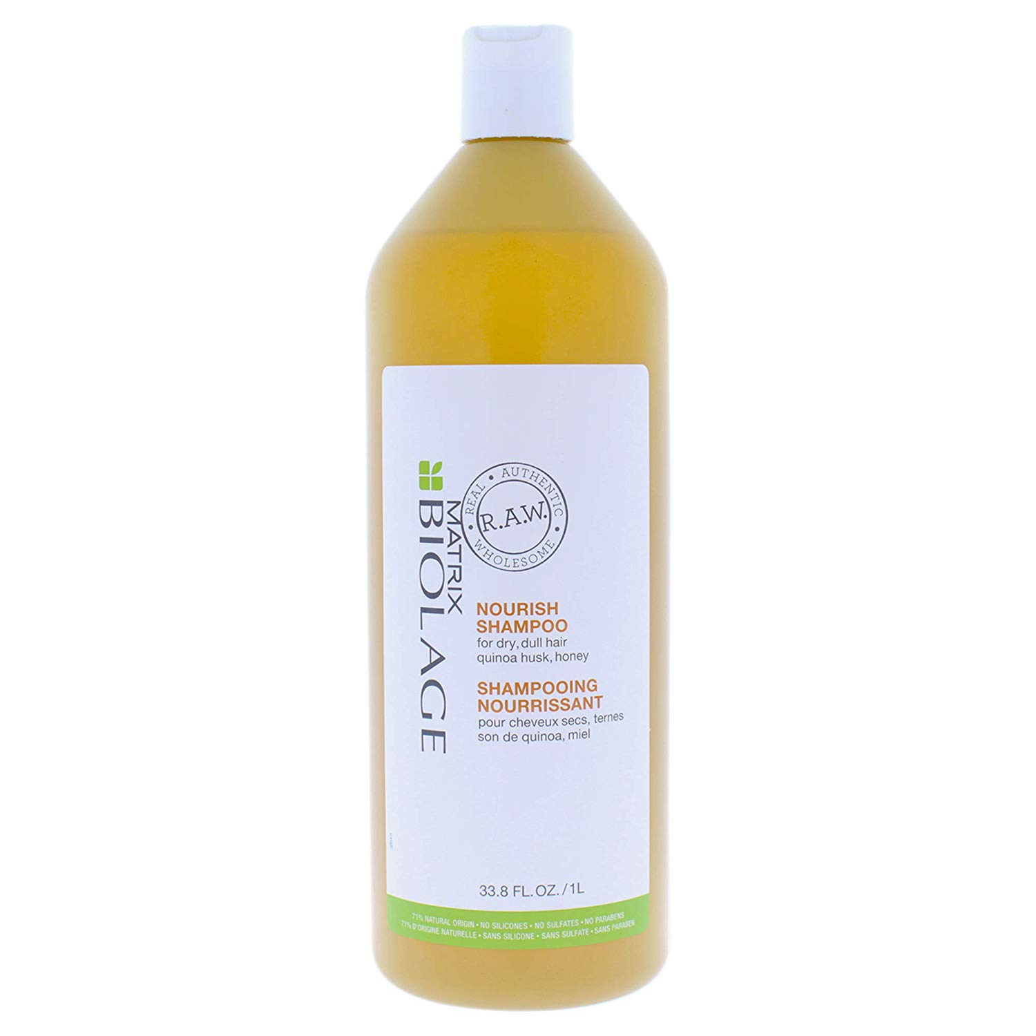 MATRIX BIOLAGE R.A.W NOURISH CHAMPÚ 1000 ML