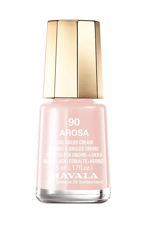MAVALA ESMALTE DE UÑAS MINI 90 AROSA 5 ML