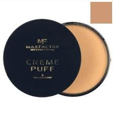MAX FACTOR CREME PUFF 81 TRULY FAIR