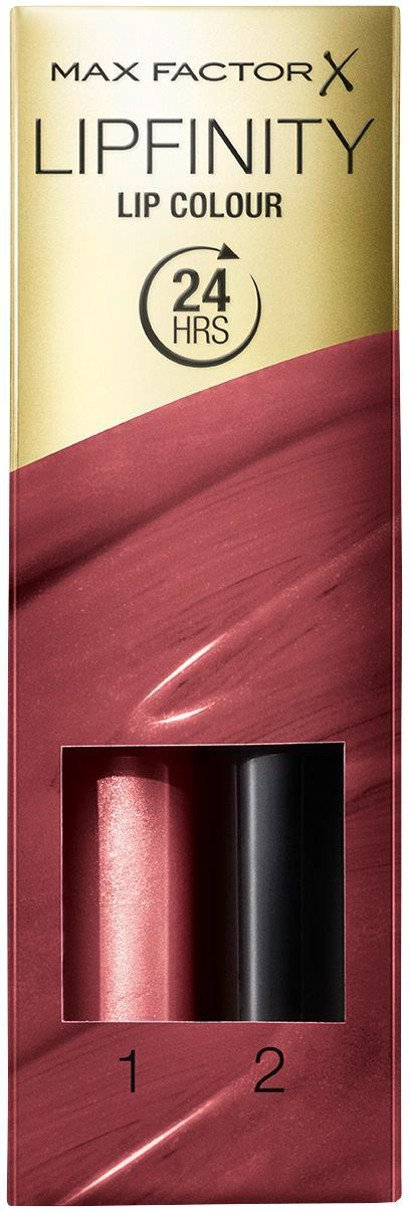 MAX FACTOR LIPFINITY 108 FRIVOLOUS 2.3 ML + 1.9 GR