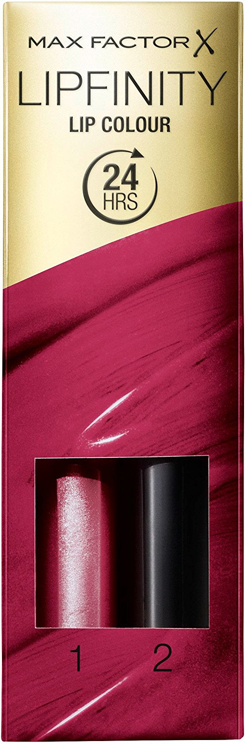 MAX FACTOR LIPFINITY 338 SO IRRESISTIBLE 2.3 ML + 1.9 GR