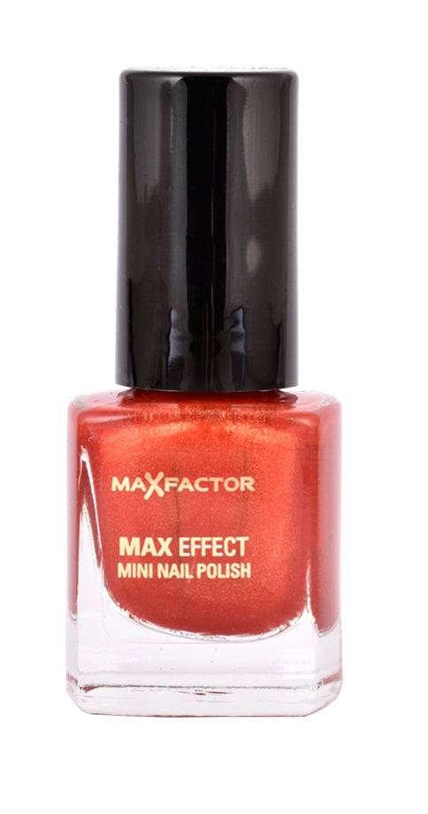 MAX FACTOR MAX EFFECT MINI NAIL 10 DEEP CORAL 4.5 ML