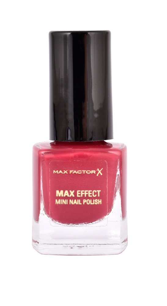 MAX FACTOR MAX EFFECT MINI NAIL 63 PANDORA RUBY 4.5 ML