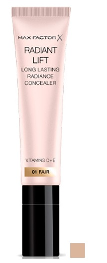 MAX FACTOR RADIANT LIFT CORRECTOR 001 FAIR 7ML