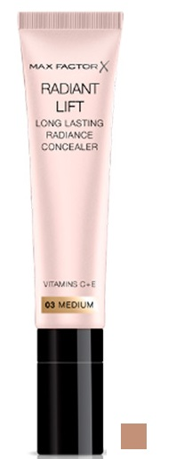 MAX FACTOR RADIANT LIFT CORRECTOR 003 MEDIUM 7ML