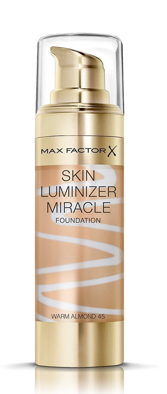 MAX FACTOR SKIN LUMINIZER MIRACLE 45 WARM ALMOND 30 ML