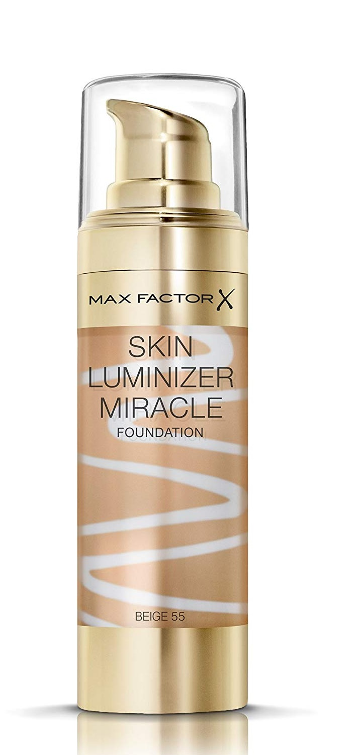 MAX FACTOR SKIN LUMINIZER MIRACLE 55 BEIGE 30 ML