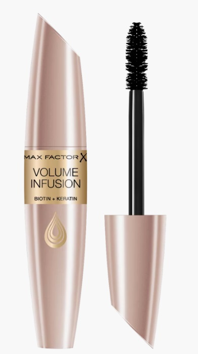 MAX FACTOR VOLUME INFUSION MASCARA BLACK 13 ML