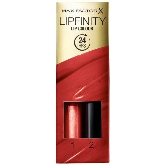 MAX FACTOR LIPFINITY 125 SO GLAMOROUS 2.3 ML + 1.9 GR
